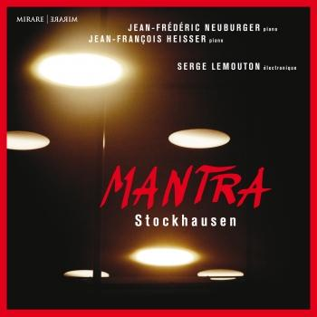 Cover Stockhausen: Mantra