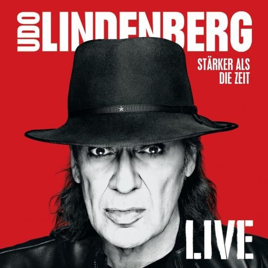 Cover Stärker als die Zeit LIVE (Deluxe Version)