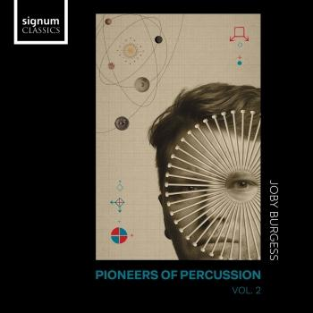 Cover Pioneers of Percussion, Vol. 2