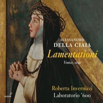Cover Della Ciaia: Lamentationi