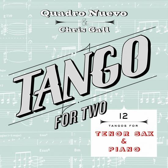Cover Tango for Two Tenor Saxophone & Piano