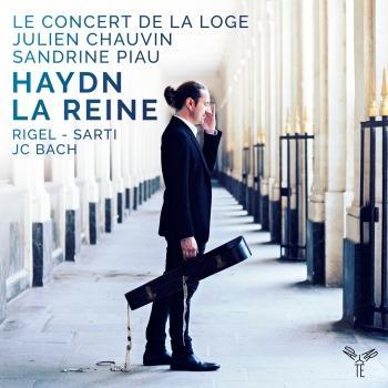 Cover Haydn: La Reine
