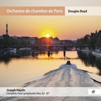 Cover Haydn: Complete Paris Symphonies Nos. 82-87
