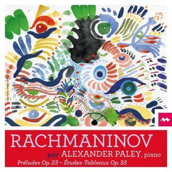Cover Rachmaninov : Préludes, Op. 23 - Études-Tableaux, Op. 33
