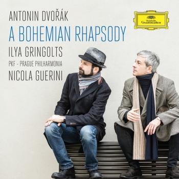 Cover Dvořák: A Bohemian Rhapsody