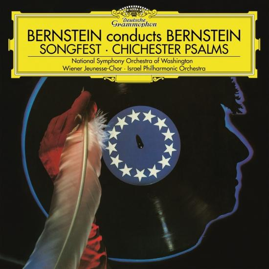 Cover Bernstein: Songfest, Chichester Psalms (Remastered)