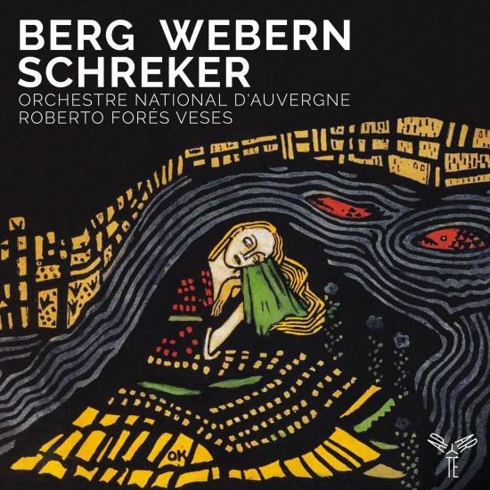Cover Berg, Webern, Schreker