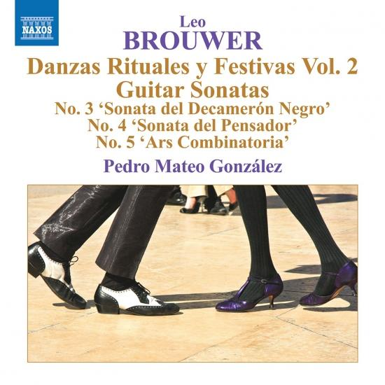 Cover Brouwer: Guitar Music, Vol. 5