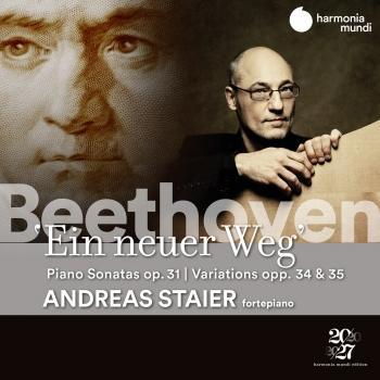 Cover Beethoven: Ein neuer Weg