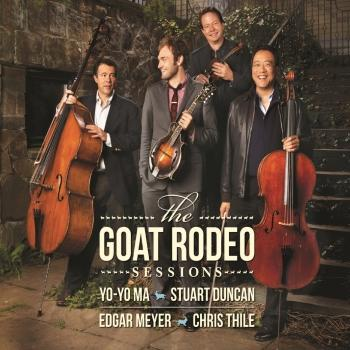 Cover The Goat Rodeo Sessions (Bonus & Live Tracks)