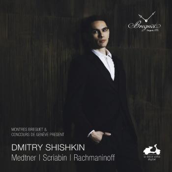 Cover Medtner, Scriabin, Rachmaninoff