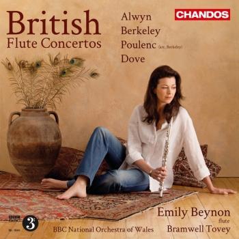 Cover British Flute Concertos