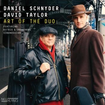 Cover Art of the Duo