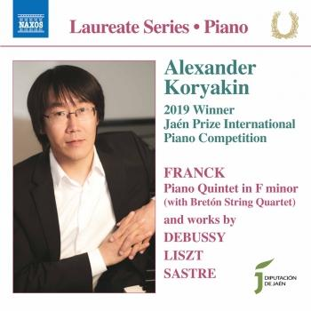 Cover Franck, Debussy & Others: Piano Works (Live)