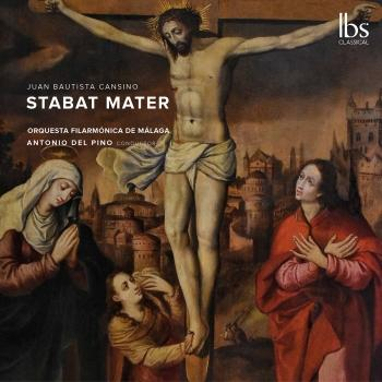 Cover Cansino: Stabat Mater