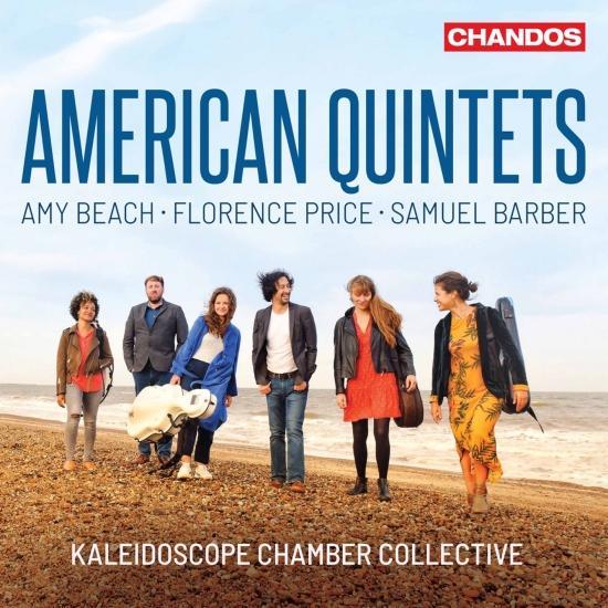 Cover American Quintets