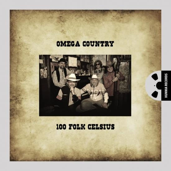 Cover Omega Country