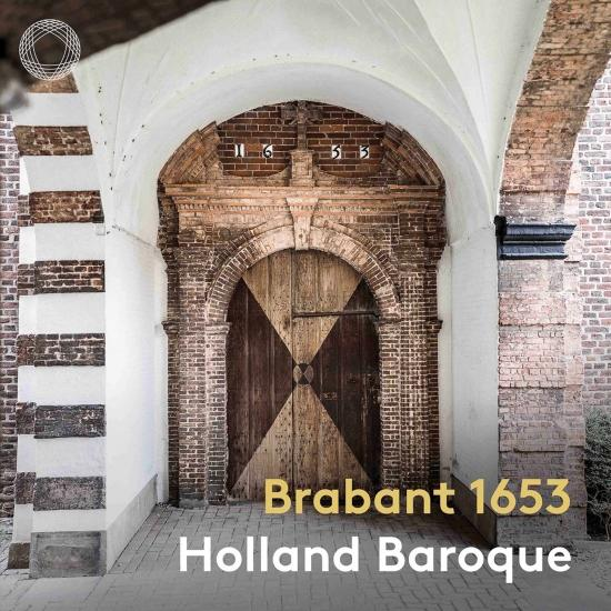 Cover Brabant 1653: Baroque Vocal Music from Brabant