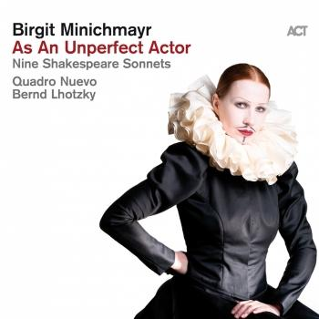 Cover As an Unperfect Actor (Nine Shakespeare Sonnets)