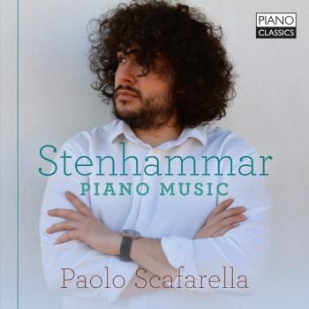 Cover Stenhammar: Piano Music