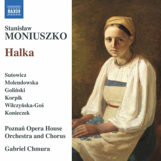 Cover Moniuszko: Halka