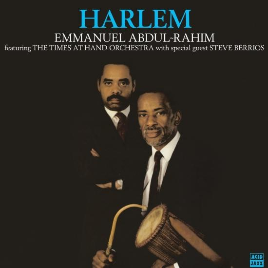 Cover Harlem (Remastered)
