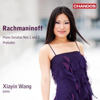 Cover Rachmaninoff: Piano Sonatas Nos. 1, 2 & Preludes