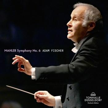 Cover Mahler: Symphonie No. 6 in A Minor