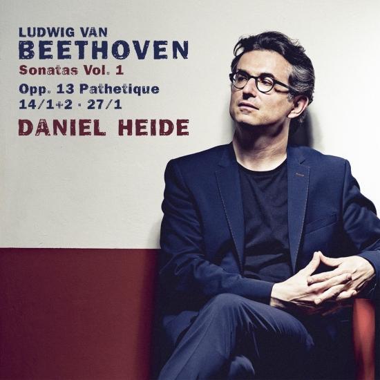 Cover Beethoven: Sonatas, Vol. 1