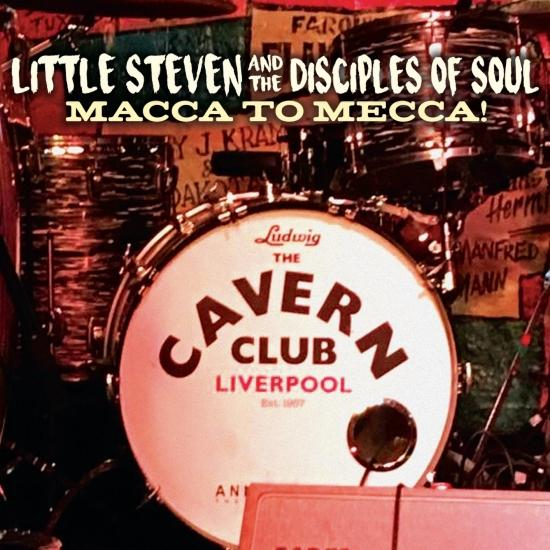Cover Macca To Mecca! (Live)