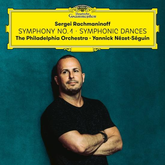 Cover Rachmaninoff: Symphony 1 + Symphonic Dances
