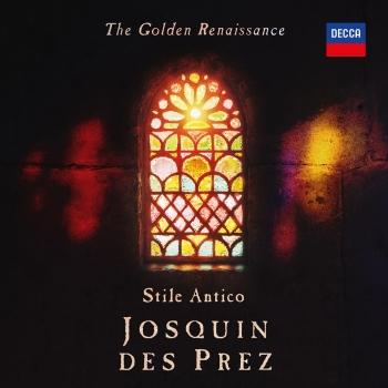 Cover The Golden Renaissance: Josquin des Prez