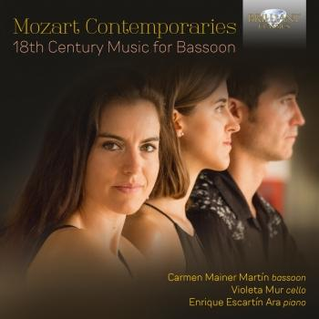 Cover Mozart Contemporaries: 18th Century Music for Bassoon