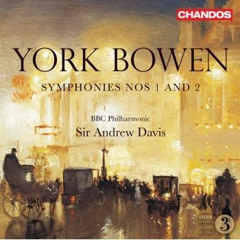 Cover Bowen: Symphonies Nos. 1 & 2