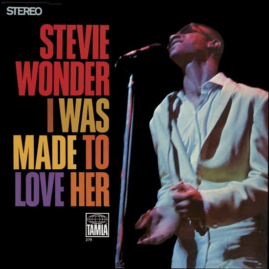 Cover I Was Made To Love Her (Remaster)