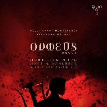 Cover Orpheus Uncut
