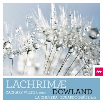 Cover Dowland: Lachrimæ