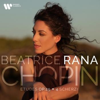 Cover Chopin: 12 Études, Op. 25 & 4 Scherzi