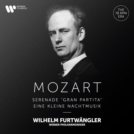 Cover Mozart: Serenade, K. 361 'Gran partita' & Eine kleine Nachtmusik, K. 525