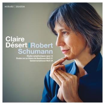 Cover Schumann: Études symphoniques, Op. 13 - Études sur un thème de Beethoven, WoO 31 & Geistervariationen, WoO 24