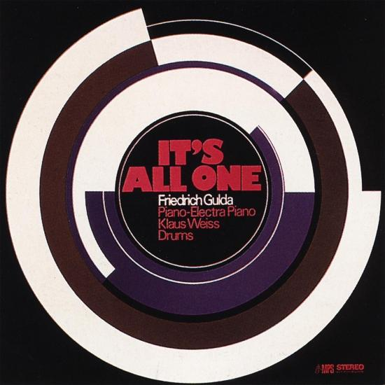 Cover It's All One