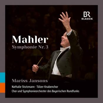 Cover Mahler: Symphony No. 3 in D Minor (Live)