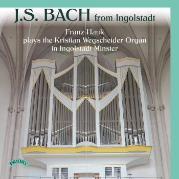 Cover J.S. Bach from Ingolstadt