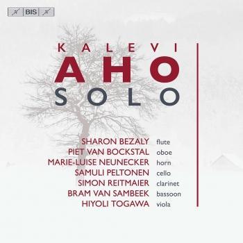 Cover Kalevi Aho: Solo, Vol. 1