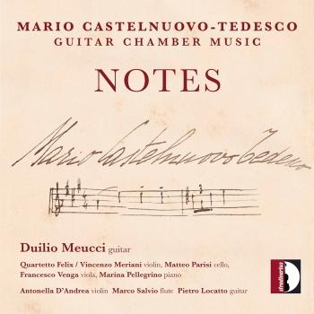 Cover Castelnuovo-Tedesco: Guitar Chamber Music