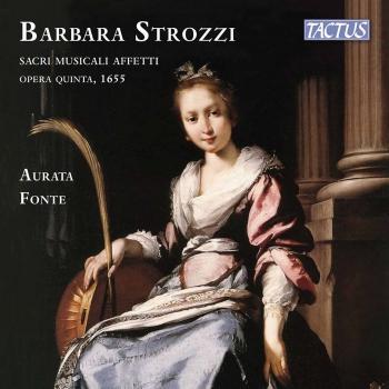 Cover Strozzi: Sacri musicali affetti, Op. 5