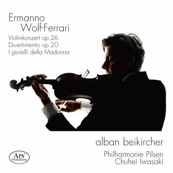 Cover Wolf-Ferrari: Orchestral Works