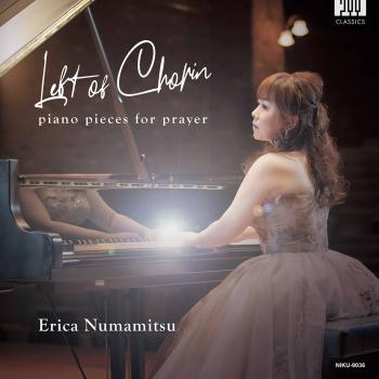 Cover Left of Chopin: Piano Pieces for Prayer