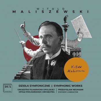 Cover Maliszewski: Symphonic Works