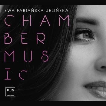 Cover Ewa Fabiańska-Jelińska: Chamber Music